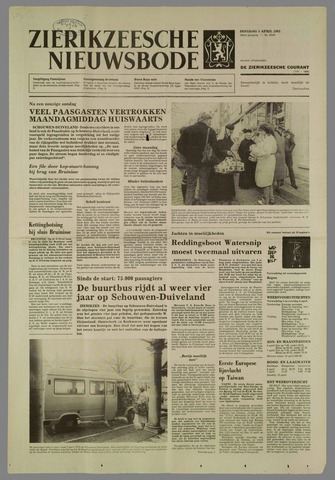 Zierikzeesche Nieuwsbode 1983-04-05