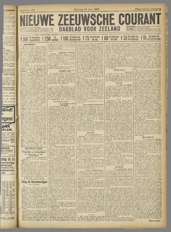 Nieuwe Zeeuwsche Courant 1923-06-19