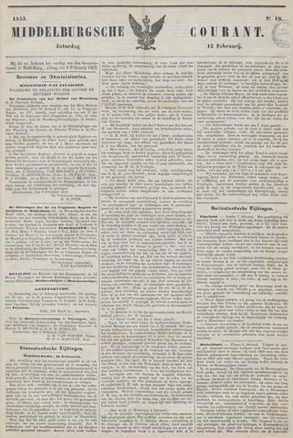 Middelburgsche Courant 1853-02-12