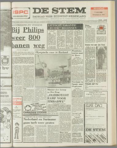 de Stem 1980-07-07
