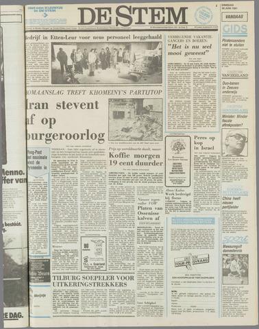 de Stem 1981-06-30