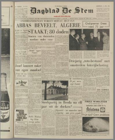 de Stem 1961-07-06