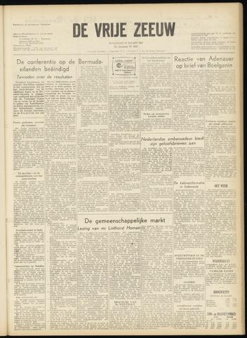 de Vrije Zeeuw 1957-03-25