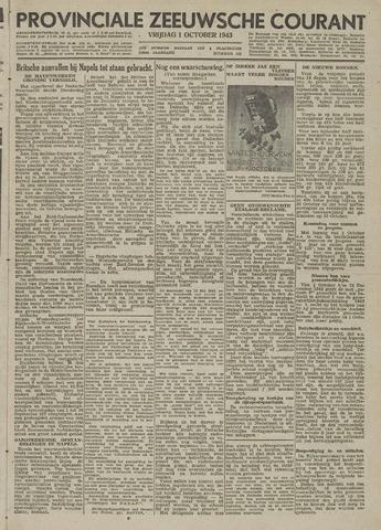Provinciale Zeeuwse Courant 1943-10-01