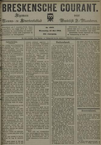 Breskensche Courant 1914-05-13
