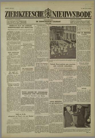 Zierikzeesche Nieuwsbode 1958-05-02