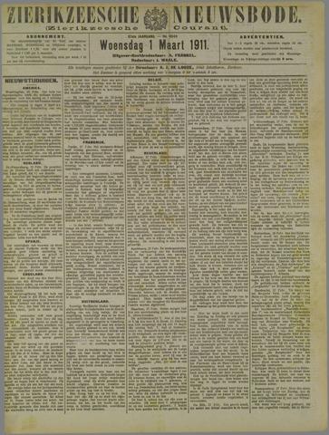 Zierikzeesche Nieuwsbode 1911-03-01