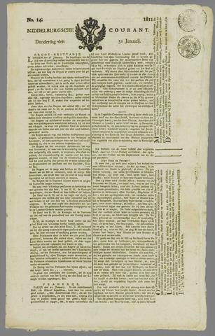 Middelburgsche Courant 1811-01-31