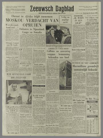Zeeuwsch Dagblad 1959-02-26