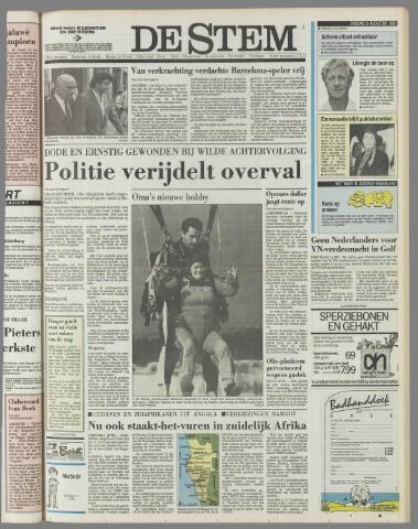 de Stem 1988-08-09