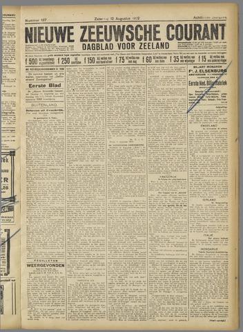 Nieuwe Zeeuwsche Courant 1922-08-12