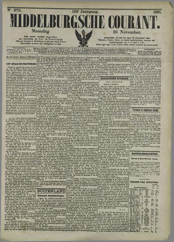 Middelburgsche Courant 1891-11-16
