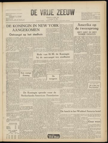 de Vrije Zeeuw 1952-04-08