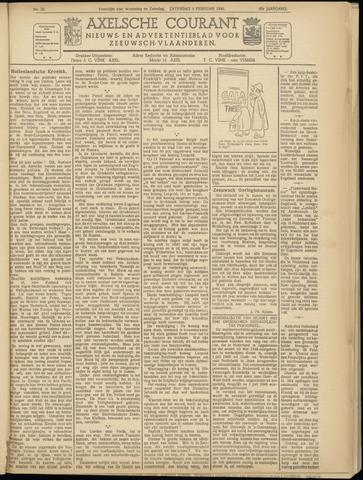 Axelsche Courant 1946-02-09
