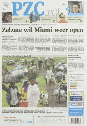 Provinciale Zeeuwse Courant 2008-10-28