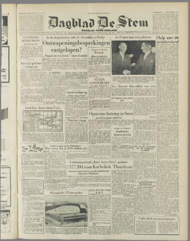 de Stem 1951-12-05
