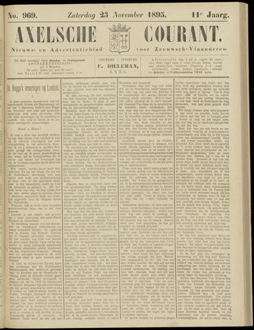 Axelsche Courant 1895-11-23