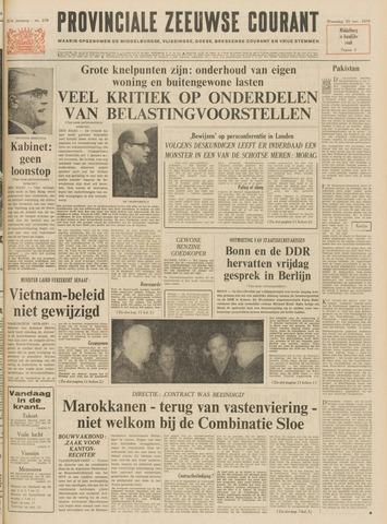 Provinciale Zeeuwse Courant 1970-11-25