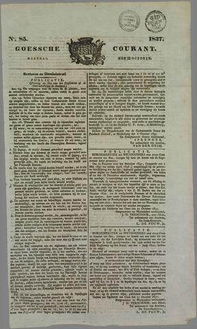 Goessche Courant 1837-10-23