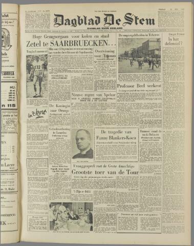 de Stem 1952-07-25