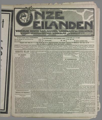 Onze Eilanden 1919-10-11