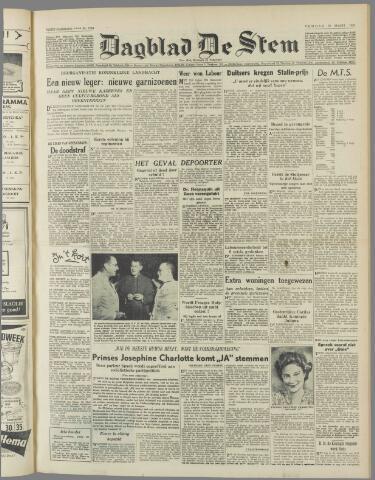 de Stem 1950-03-10