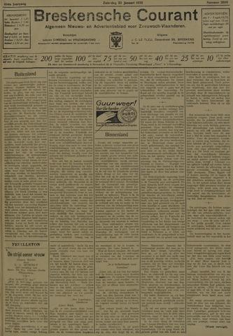 Breskensche Courant 1932-01-23