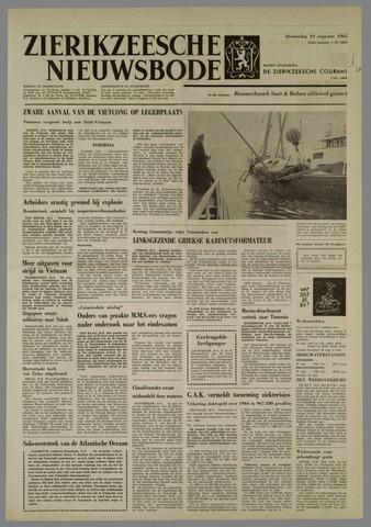 Zierikzeesche Nieuwsbode 1965-08-19