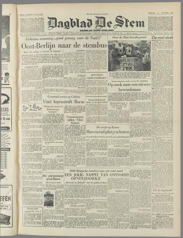 de Stem 1950-10-13