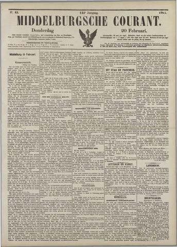 Middelburgsche Courant 1902-02-20