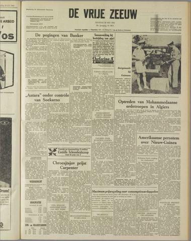 de Vrije Zeeuw 1962-05-29
