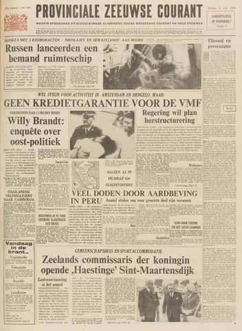 Provinciale Zeeuwse Courant 1970-06-02