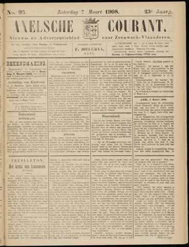 Axelsche Courant 1908-03-07