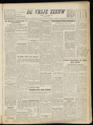 de Vrije Zeeuw 1949-10-14