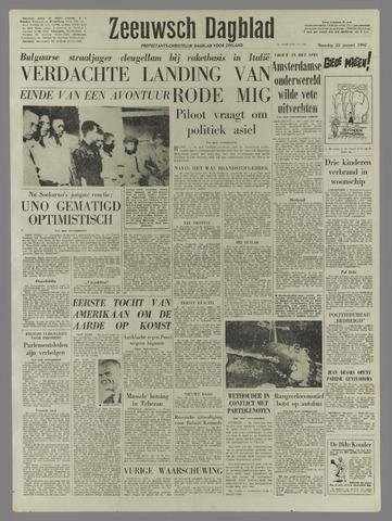 Zeeuwsch Dagblad 1962-01-22