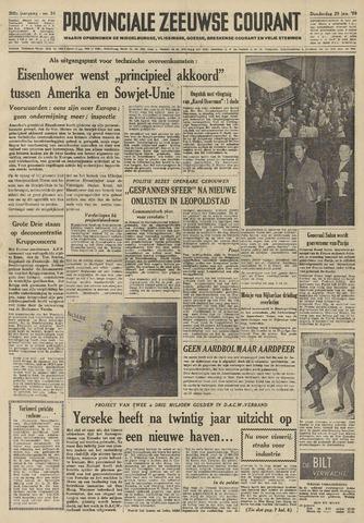 Provinciale Zeeuwse Courant 1959-01-29