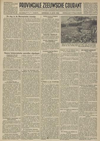 Provinciale Zeeuwse Courant 1942-06-09