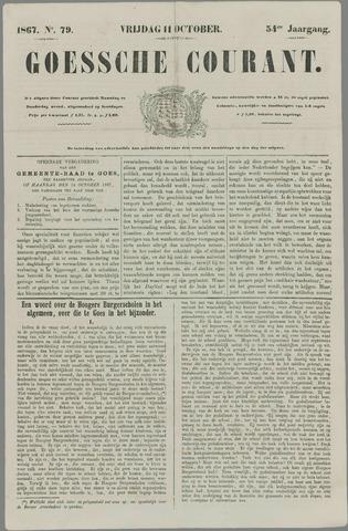 Goessche Courant 1867-10-11