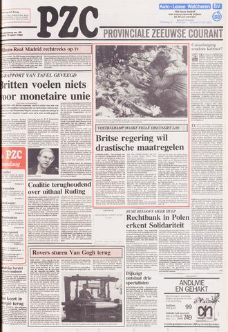 Provinciale Zeeuwse Courant 1989-04-18