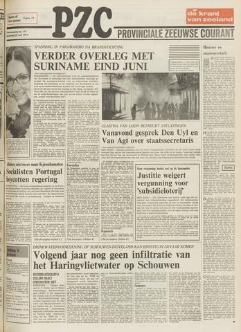 Provinciale Zeeuwse Courant 1975-05-22