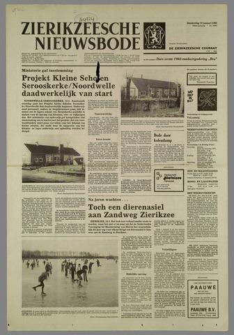 Zierikzeesche Nieuwsbode 1982-01-14