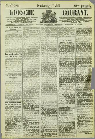 Goessche Courant 1913-07-17