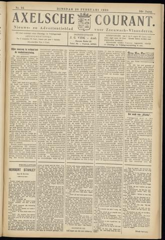 Axelsche Courant 1939-02-28