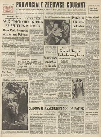 Provinciale Zeeuwse Courant 1962-08-22