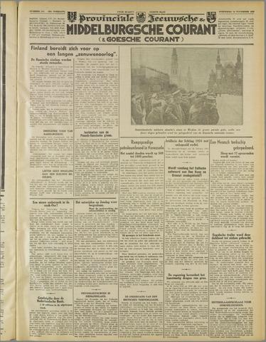 Middelburgsche Courant 1939-11-15