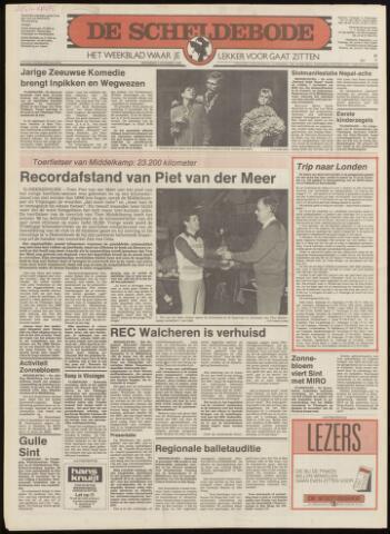 Scheldebode 1986-11-06
