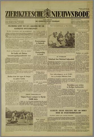 Zierikzeesche Nieuwsbode 1962-02-20