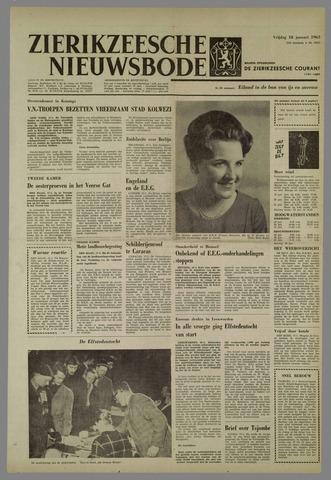 Zierikzeesche Nieuwsbode 1963-01-18