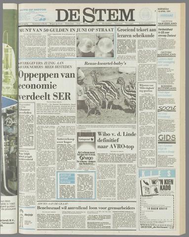 de Stem 1984-04-18