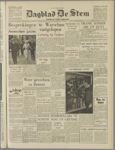 de Stem 1958-09-25